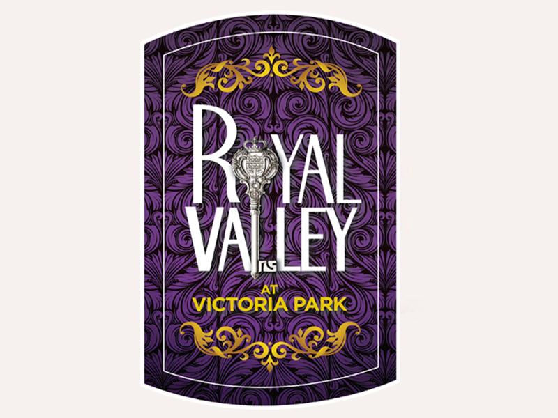 Royal Valley  Homes website